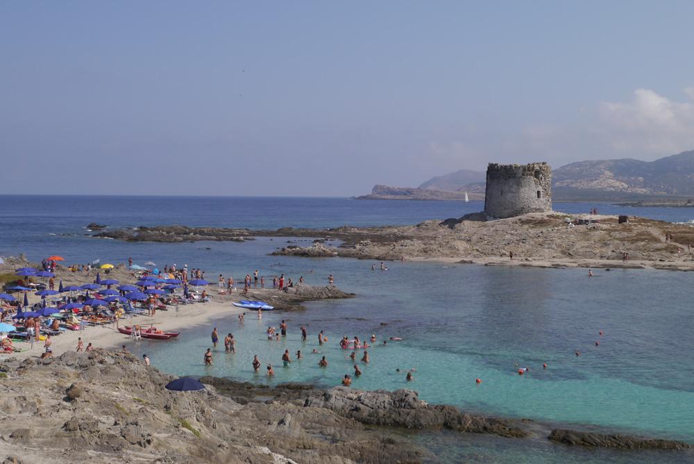 самостоятельно по Сардинии