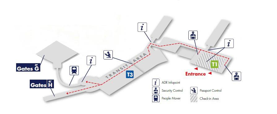 Tortoreto Airports