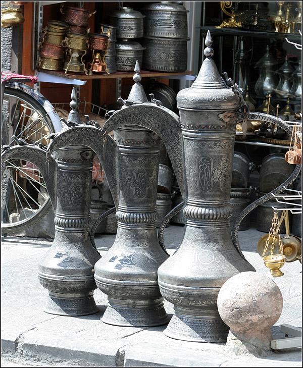 Прогулка по Дамаску (фоторепортаж)