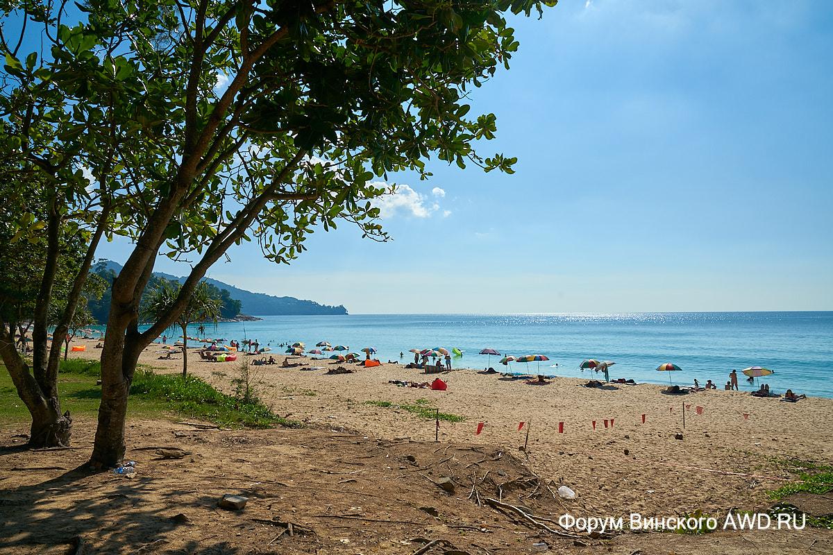 Пляж Банг Тао и Лагуна Пхукет отзывы. Обзор пляжей северной части Пхукета в декабре 2017