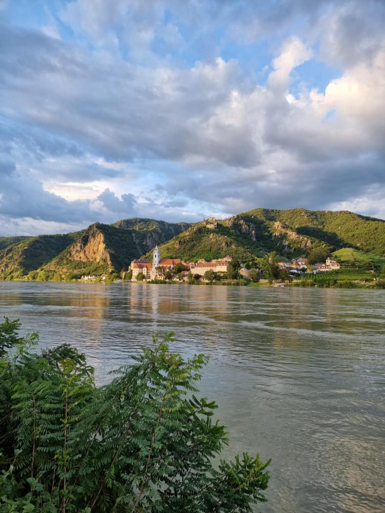 На кемпере по Австрии . Горы, озёра , термы.