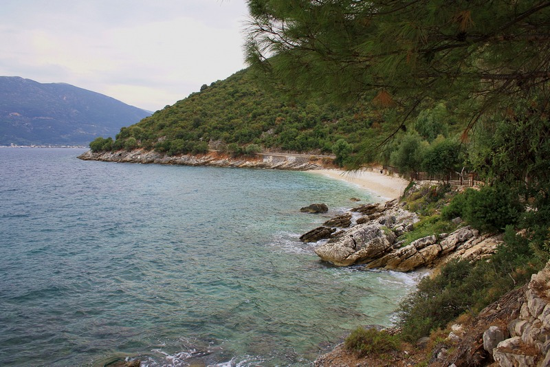 Кефалония пляжи и пещеры, города, отдых