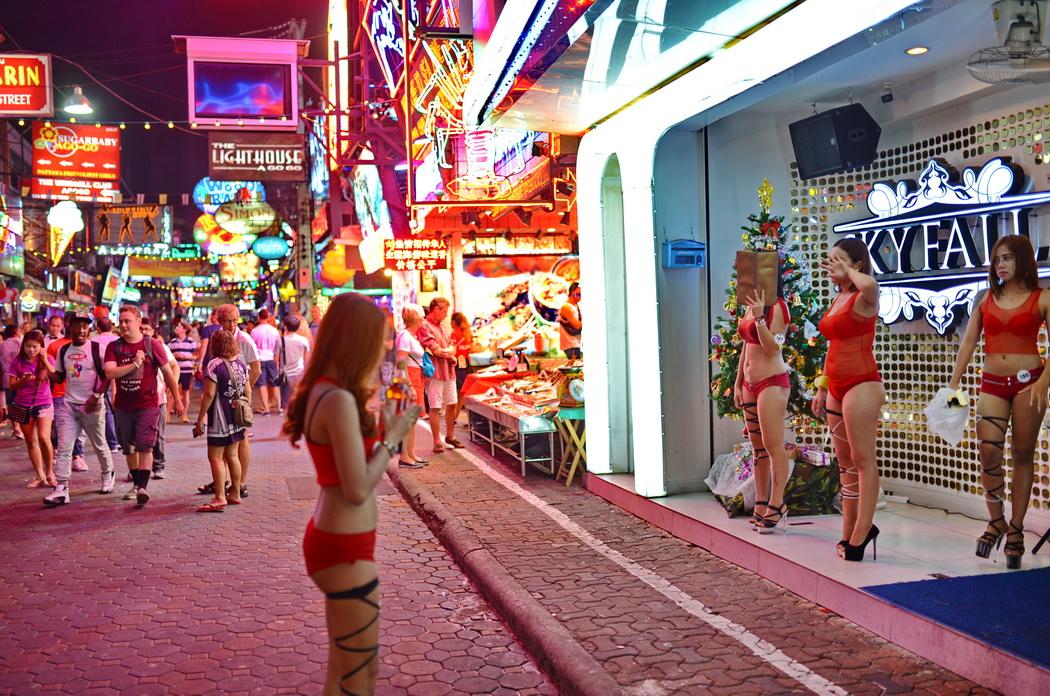 проституток паттайя цены в
