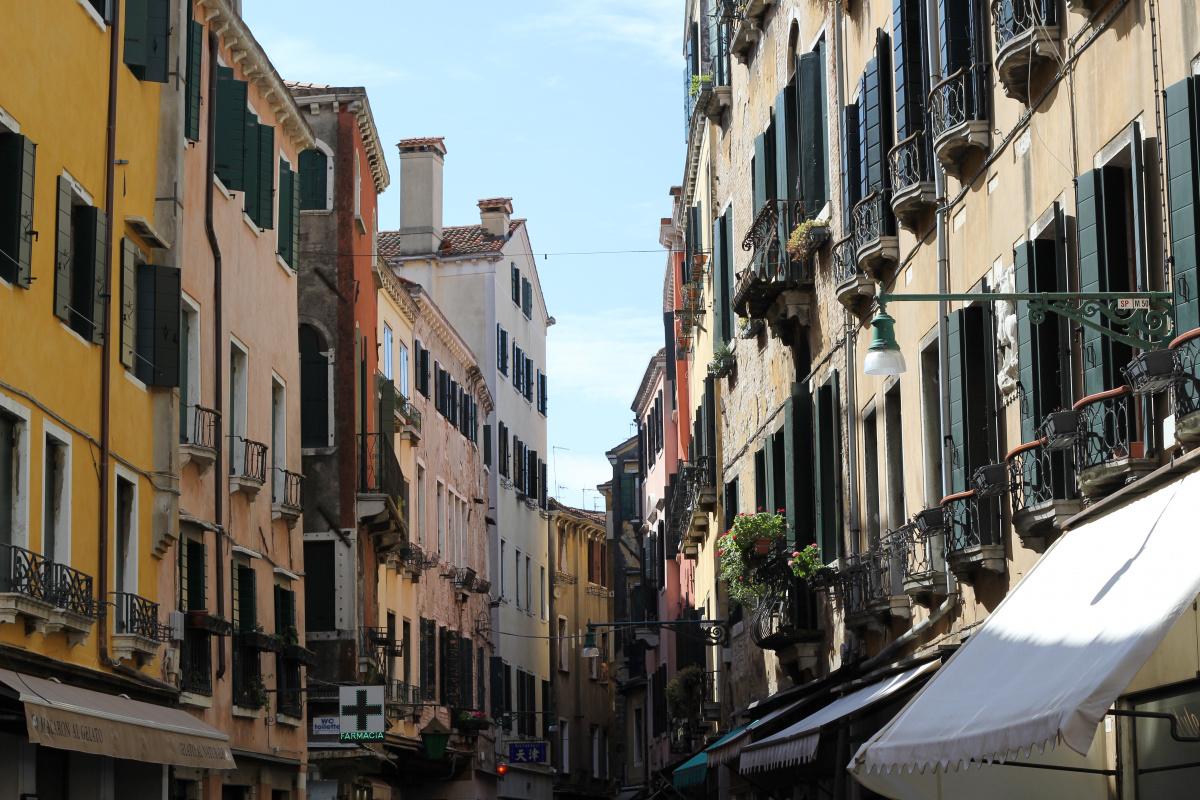 Как мы открыли Италию или поездка большой семьей в гости к пицце, пасте и красивым «домикам»